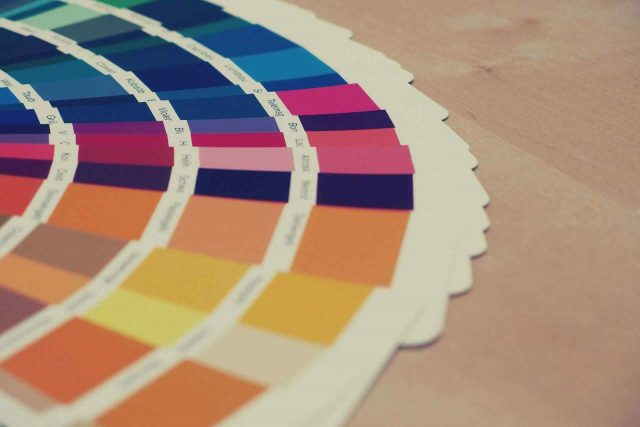 Choosing logo design colours