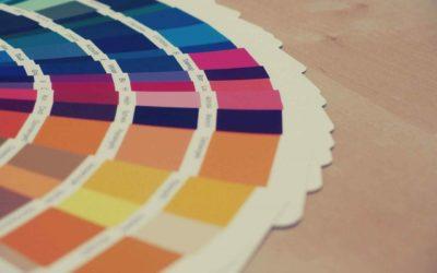 Choosing logo design colours